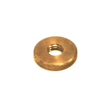 Wheel thermometer nut