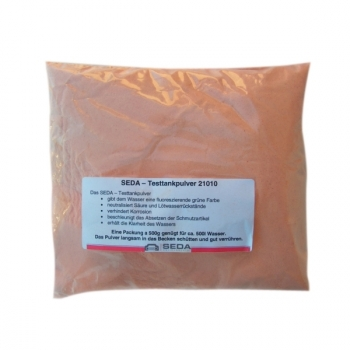 Testing powder for radiator repair 500g