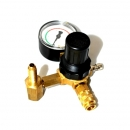 Three way pressure control 5 Star with gauge